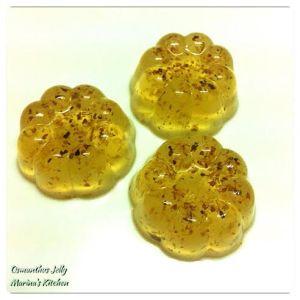 Osmanthus Jelly 2