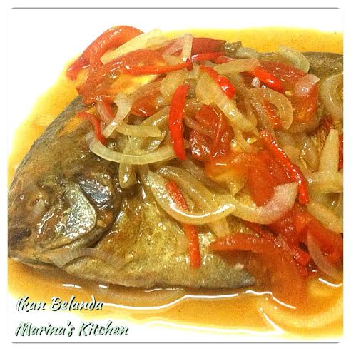 Ikan Belanda