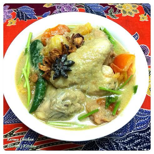 Kurma Chicken