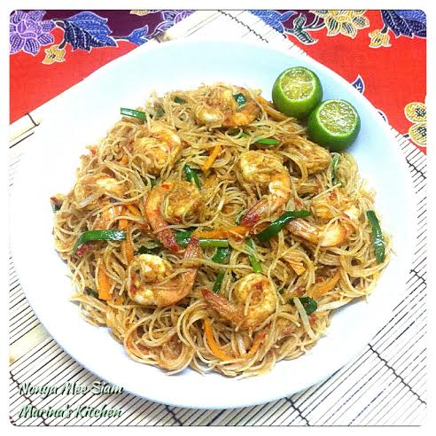 Nonya Mee Siam