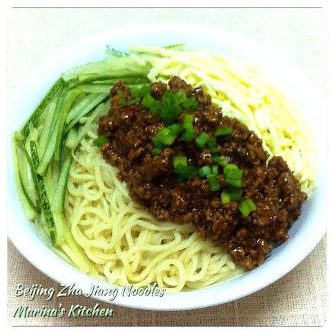 Beijing Zha Jiang Noodles