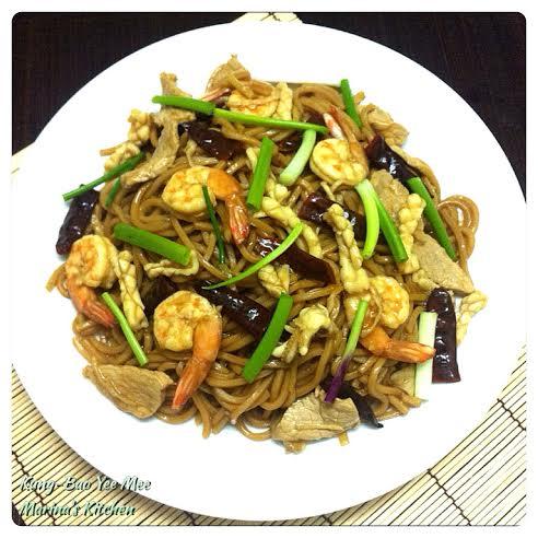 Kung-Bao Yee Mee