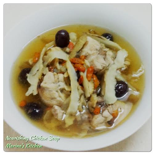 Nourishing Chicken Soup