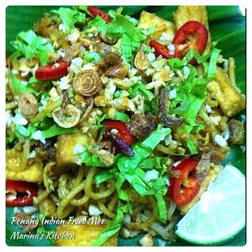 Penang Indian Fried Mee