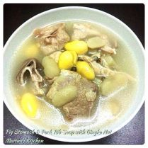 https://marinaohkitchen.wordpress.com/2014/05/17/pig-stomach-pork-rib-soup-with-gingko-nut/