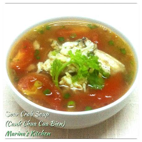 Sour Crab Soup