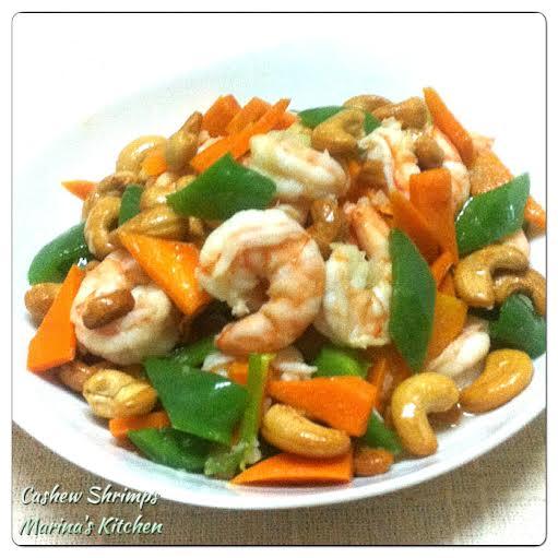 Cashew Shrimps