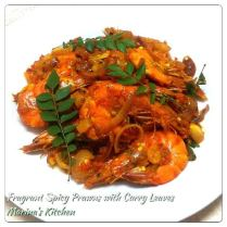 https://marinaohkitchen.wordpress.com/2014/09/29/fragrant-spicy-prawns-with-curry-leaves/