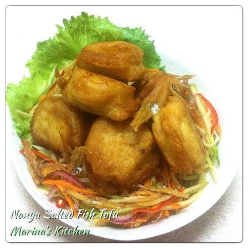 Nonya Salted Fish Tofu