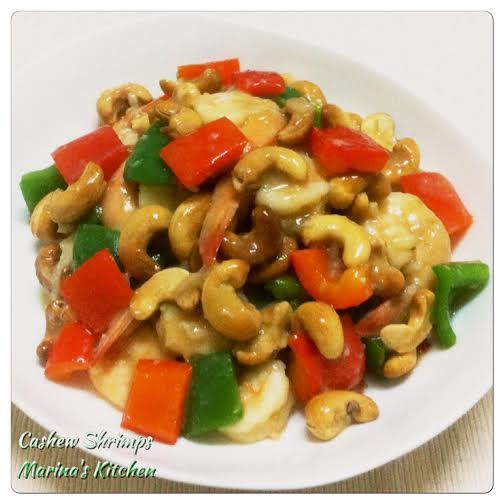 Cashew Shrimps 1