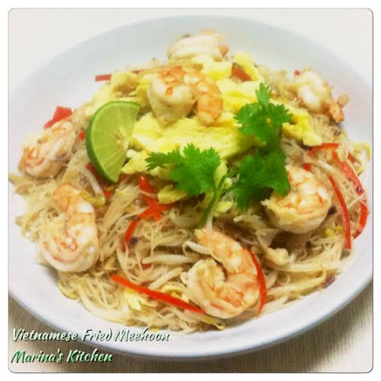 Vietnamese Fried Meehoon
