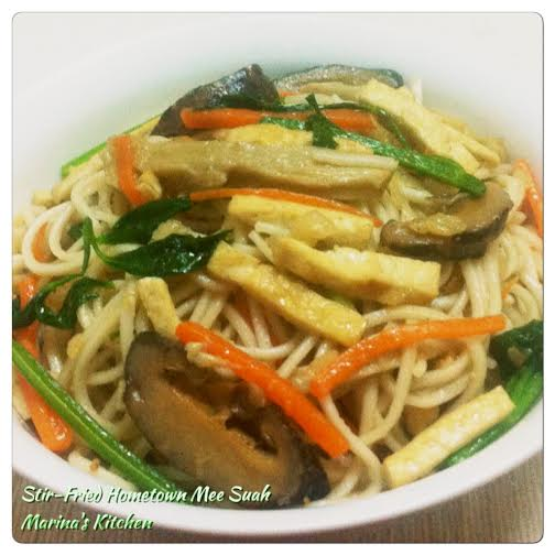 Stir-Fried Hometown Mee Suah