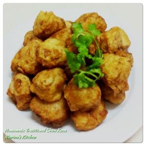 Homemade Traditional Chun Kuen