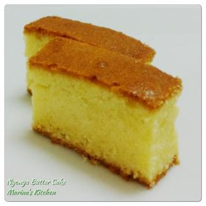 Nyonya Butter Cake