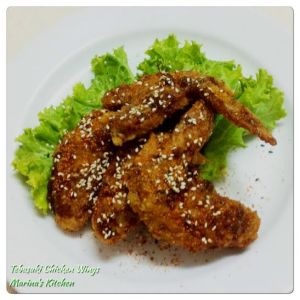 Tebasaki Chicken Wings