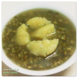 Green Bean Soup 2