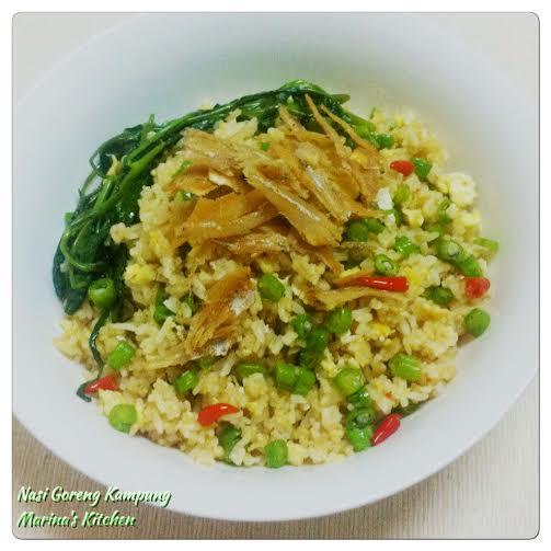 Nasi Goreng Kampung 1