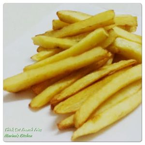 Thick Cut French Fries