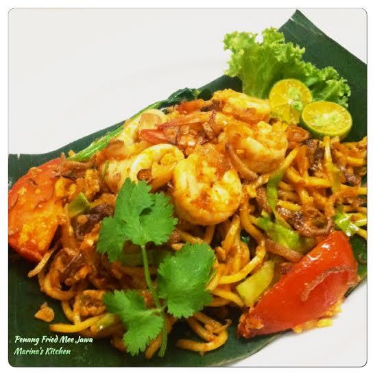 Penang Fried Mee Jawa