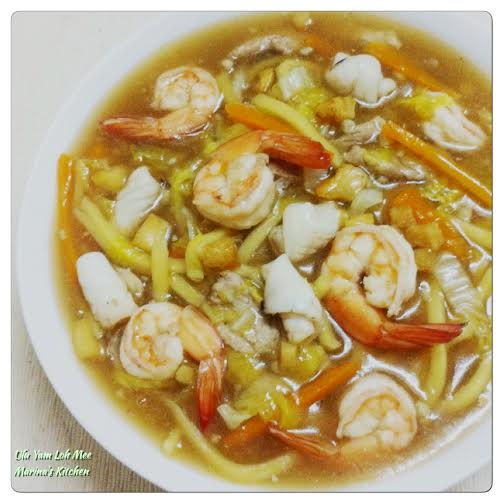 Ulu Yam Loh Mee