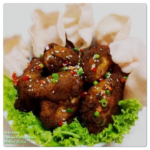 Inche Kabin (Nyonya Fried Chicken)