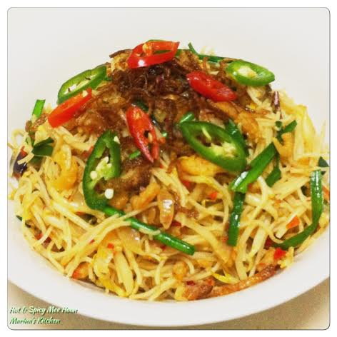 Hot & Spicy Mee Hoon