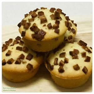 Bak Kwa Muffins