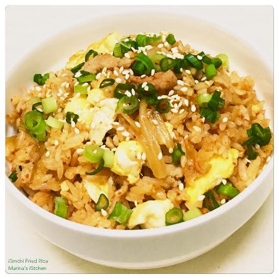 Kimchi Fried Rice 1
