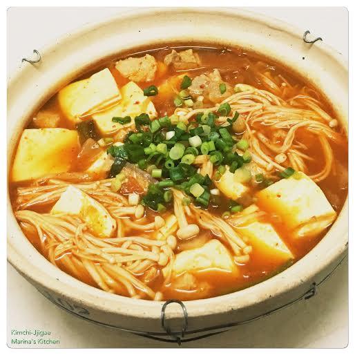 Kimchi Jjigae