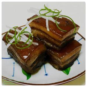 Buta no Kakuni (Japanese Braised Pork Belly)