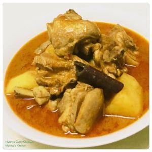 Nyonya Curry Chicken 4