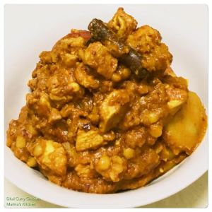 Dhal Curry Chicken