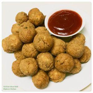 Hokkien Meat Balls