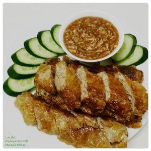Loh Bak (Nyonya Pork Roll)