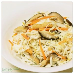 fried-white-rice-vermicelli