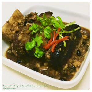 steamed-pork-belly-with-salted-black-beans-in-hakka-style
