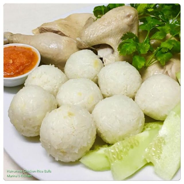 hainanese-chicken-rice-balls