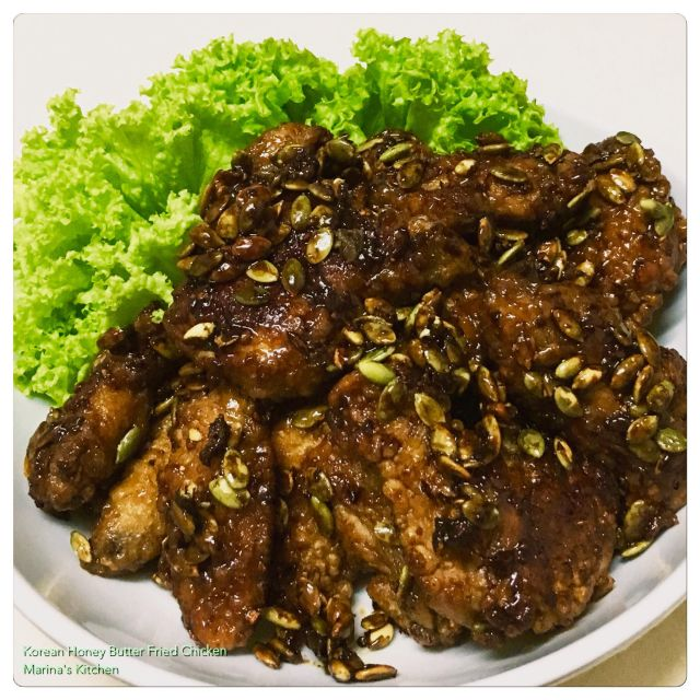 korean-honey-butter-fried-chicken