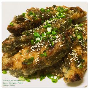seasoned-pan-fried-flatfish-gajami-yangnyeom-twigim