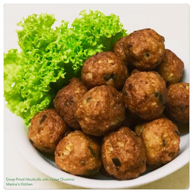 deep-fried-meatballs-with-water-chestnut