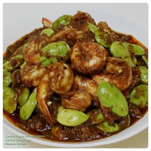 sambal-prawns-with-stink-beans-sambal-udang-petai