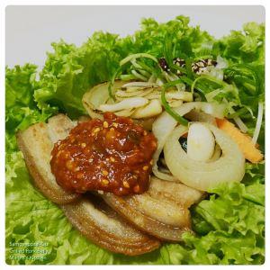 samgyeopsal-gui-grilled-pork-belly