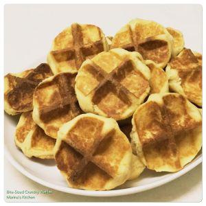 bite-sized-crunchy-waffles
