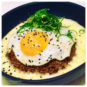 cheesy-kimchi-fried-rice