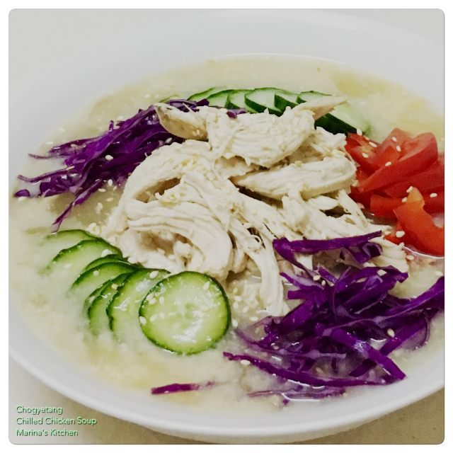 chogyetang-chilled-chicken-soup