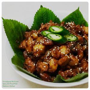 dwaejigogi-bokkeum-spicy-stir-fried-pork